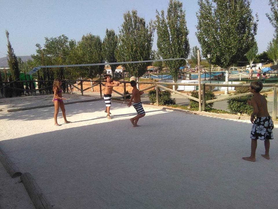 volley - Instalaciones